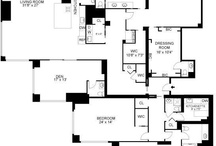 Houses and floorplans