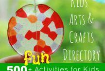 Art and craft parent and kids