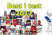 Proteinpulver Og Kosttilskudd / Proteinpulver og kosttilskudd, best i test.