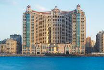 Alexandria - Four Seasons Hotel / Four seasons is a glamorous luxury hotel set against the Mediterranean shoreline, classic European-inspired luxury accommodation. World-class service and a European-style spa. 5* - Alexandria - Egypt