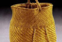 Плетеные изделия, корзины