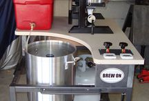 Brewing stand