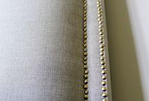 did headboard fabric