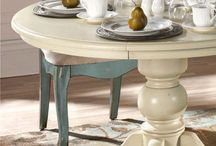 Dining table colours