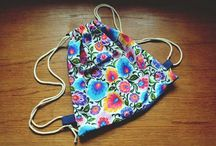 Backpacks / handmade backpacks by jeromin's factory  www.facebook.com/jeromins.factory