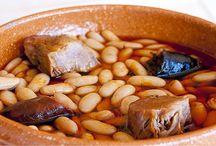 Platos tradicionales Asturias / Gastronomía regional