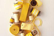 colours ♥ yellow