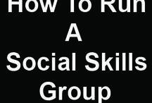 Social Skills - Teaching