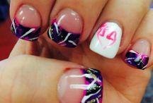 Nails! / by Savanna Vega