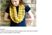 Knit Ideas / by V Chan