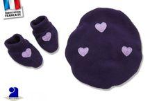 Bonnet, Béret, Echarpe, Moufles / Découvrez notre collection de bonnet, béret, écharpe et moufles pour enfant.