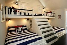 Spare bed room