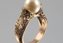 Jewelry / Pearl ring