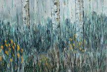 Omat maalaukset