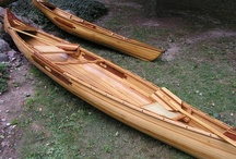 Boats wooden