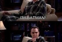 Big Bang Theory / by Haley