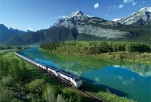 Great rail journeys / Some of the world's best landscapes are right outside your window