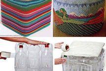 Decoracion Materiales Reciclados