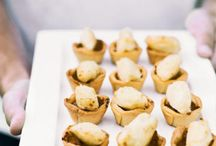 Derby day menu - lunch menu / Samples of the menu... Hopefully they will look just as good on the day!