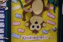 Monkey Jungle Classroom Ideas / by Louanne Jorgenson