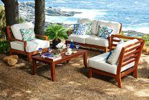 Vive mejor tu terraza / Te invitamos a vivir mejor tu terraza esta temporada Primavera – Verano. Tenemos cientos de ideas para ambientar tu jardín.