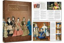 Bread & Roses - July 26, 2016 Auction / Marquis Antique Doll Auction on Tuesday, July 26th at The Mayflower Hotel, Washington, DC — Highlighted by the Collection of Ursula Brecht of Germany as well as Lenci Dolls from author Nancy Lazenby, and dollhouses and #miniaturia from the Hanne Büktas Collection. If you cannot attend the auction in person, your absentee bid, live telephone bidding and live internet bidding is welcome. For info call 800-638-0422. View online https://theriaults.proxibid.com/asp/Catalog.asp?aid=113347