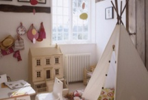 Kids Bedrooms & Playrooms / by Jami Leigh