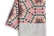 Textiles  / Interesting textiles and textured fabrics / by Alexis Bogen