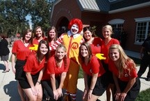 RMHC Volunteers / by RMHC *