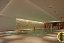 EUSA Award 2013 / Europäischer Preis für privat genutzte Außen- und Hallenbäder sowie Wellnessanlagen.