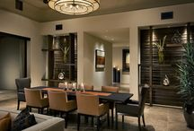 Dining area design! / by Mary Gook