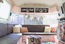Camping - Cabin Ideas