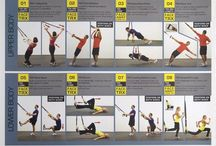 Trx and rip trainer workouts / Trx