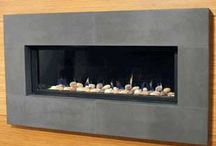 Fireplaces / by Cindy Lambert