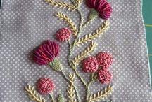 výšivka - embroidery