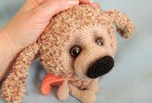 Dog Boka crochet pattern by Pertseva / Dog Boka crochet pattern by Pertseva for LittleOwlsHut. #LittleOwlsHut, #Amigurumi, #CrohetPattern, #Crochet, #Crocheted, #Dog Boka, #Pertseva, #DIY, #Craft, #Pattern / by LittleOwlsHut