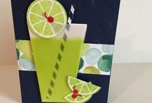 Lemon Zest Bundle from Stampin' Up!