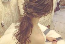 ウェディングヘア