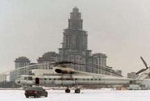 Soviet Era / by Architectuul