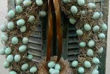 Венки на двери