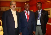 Ravi Somani Business Meeting / Ravi Somani's Utsav Exim earlier exported Textile based products but later diversified into Export of Agro Processing based Turnkey Projects to African Countries. At present Projects supplied by Utsav Exim are running successfully in quite a few African Countries.