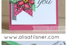 Stampin' Up!® - Birthday Blossoms
