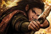 Mirkwood/Sylvan Elves/Sindar - Oropher's Line
