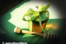 Ideas! Honey for sweet moments! / custom #jars  #honey #bee #bees