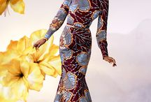 african clothes / by stell Bell