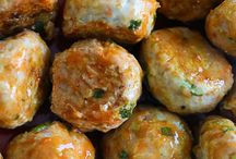 Spicy meat balls