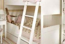 Dec - Quarto Garota / Aqui você encontra ideias e inspiração para decoração de quarto para garotas :)