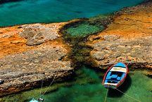 Want / to go  summer2014 / Athene - syros - antiparos - milos