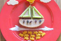 Fun food for kids / Vegan food ideas for the little ones