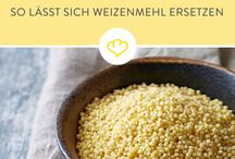 GLUTENFREE BAKING / Glutenfrei backen